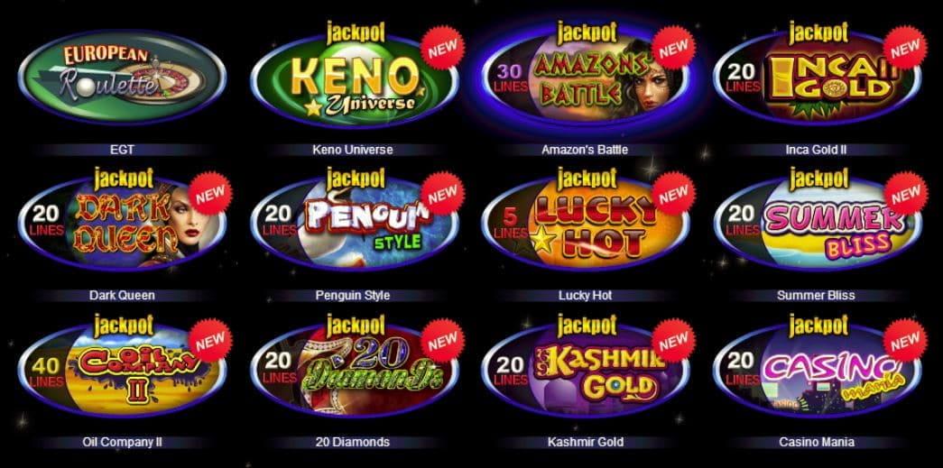 Egt Video Slots