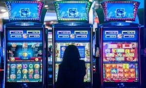 Slot Machines sind Glücksspiel