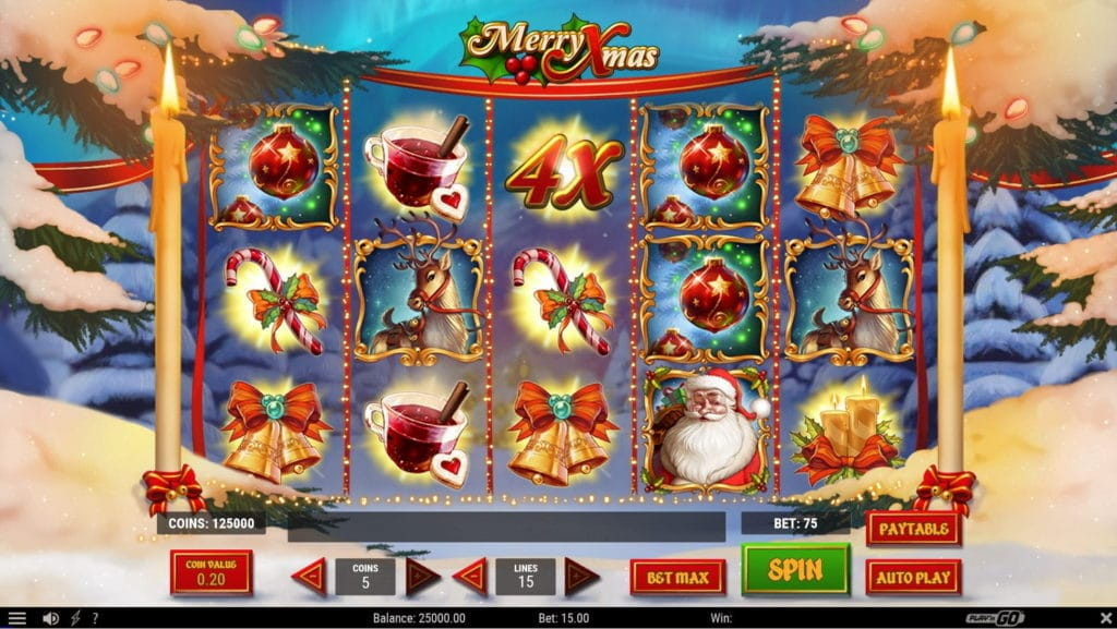 Mery Xmas Online Slot