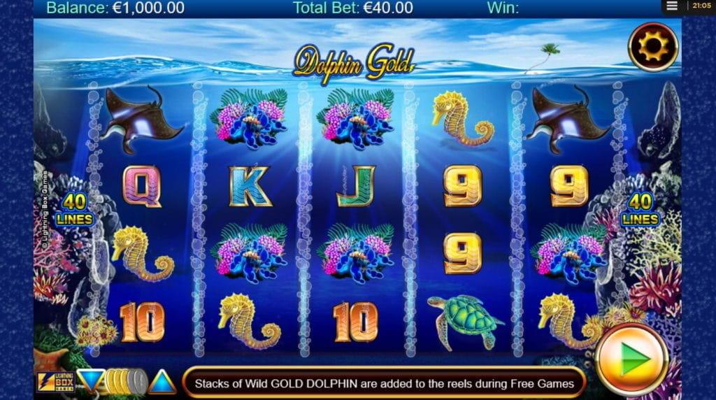 Gala spins slingo rainbow riches