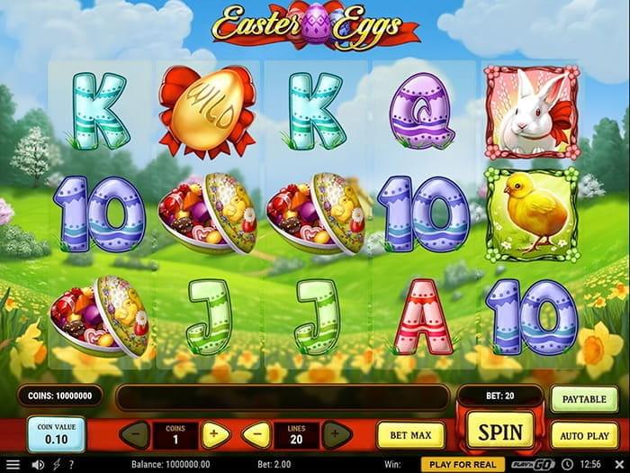 easter-eggs-online-spielautomat