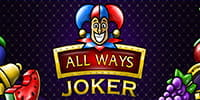 All Ways Joker Spielautomat