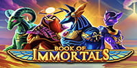 Book of Immortals Spielautomat