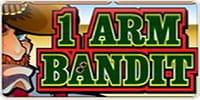 1 Arm Bandit Spielautomat