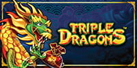 Triple Dragons Spielautomat