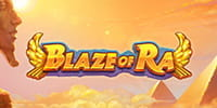 Blaze of Ra Spielautomat