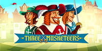 Three Musketeers Spielautomat
