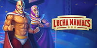 Lucha Maniacs Spielautomat