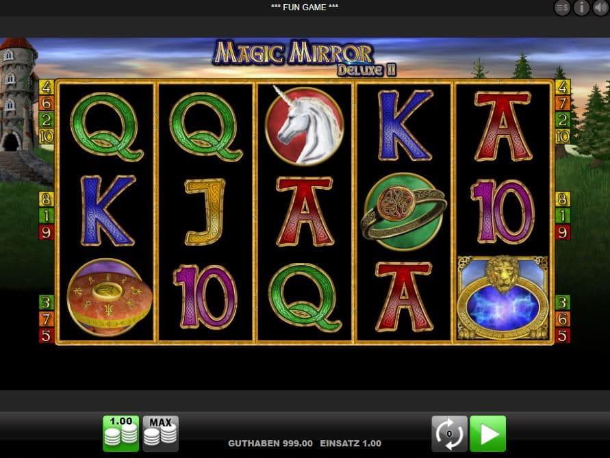 Merkur Magie 2 Online Spielen