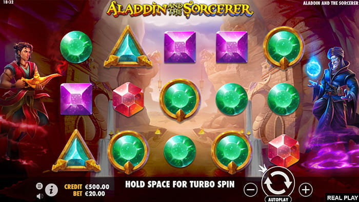 Spiele SorcereГџ - Video Slots Online