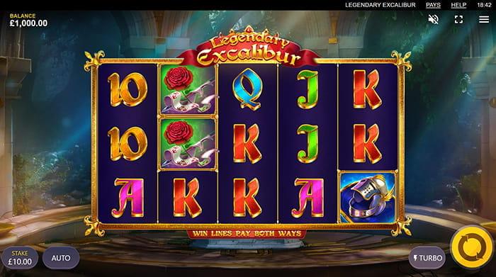 Spiele Legendary Excalibur - Video Slots Online
