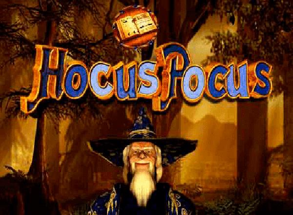 Der zauberhafte Merkur Spielautomat Hocus Pocus online.