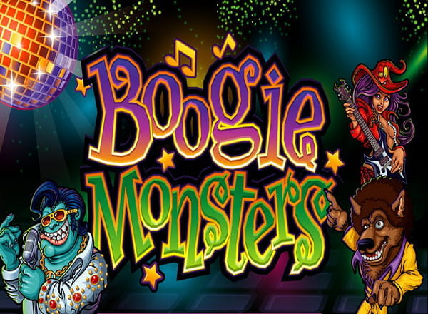 Boogie Monsters Online Logo