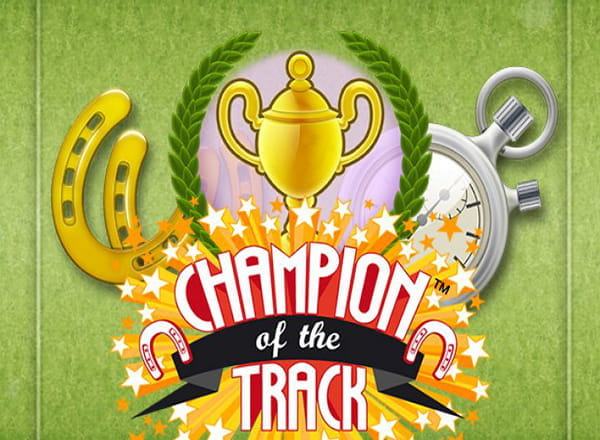Champion of the Track Online Logo